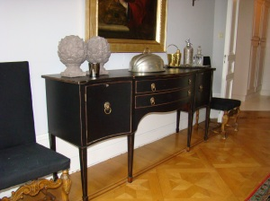 Shabby Chic Sideboard 002