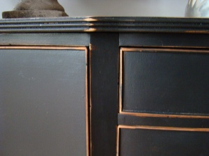 Shabby Chic Sideboard 004