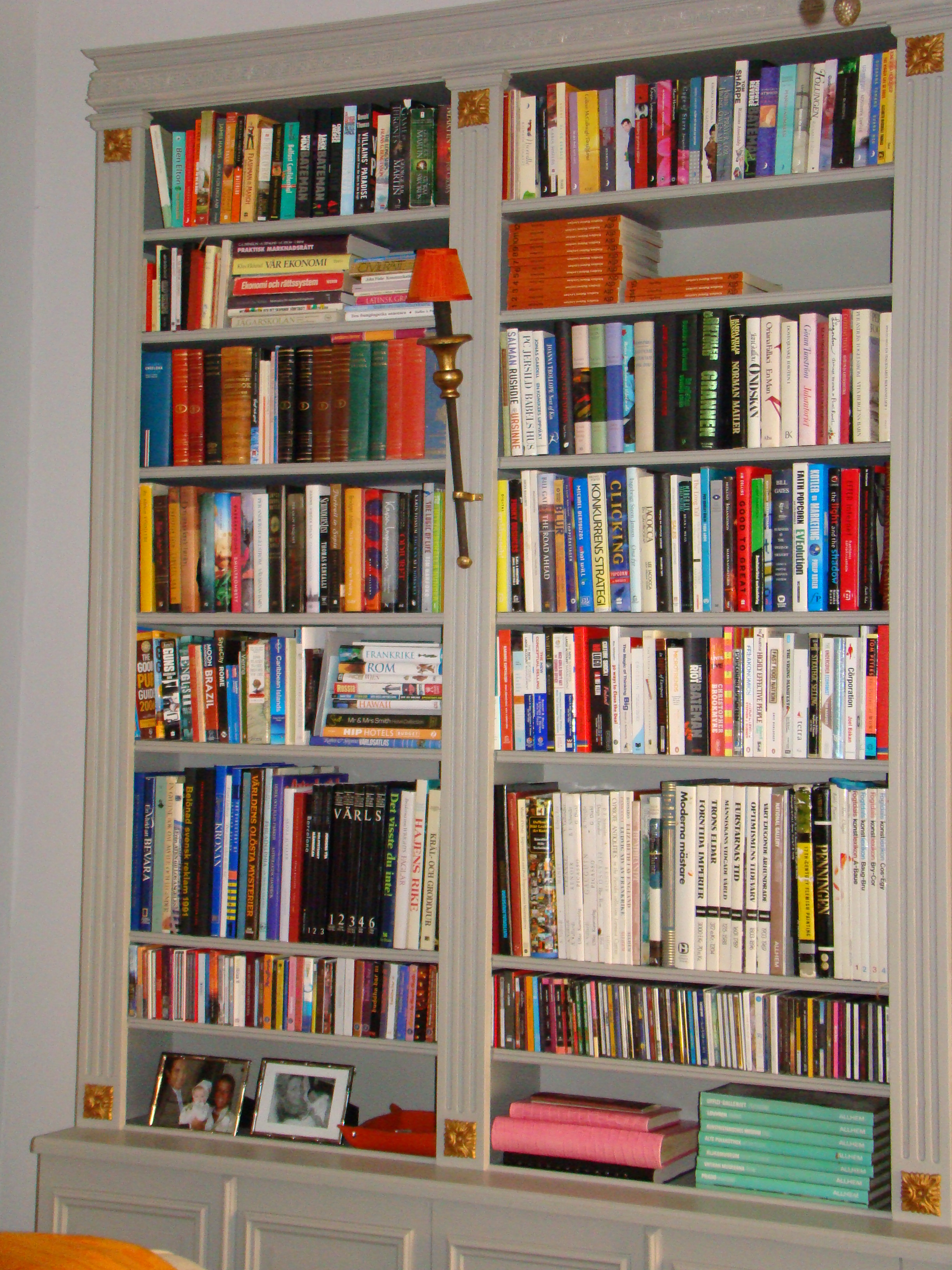 The Bookcase IKEA Hack – Part 1 | The Shabby Side of Chic